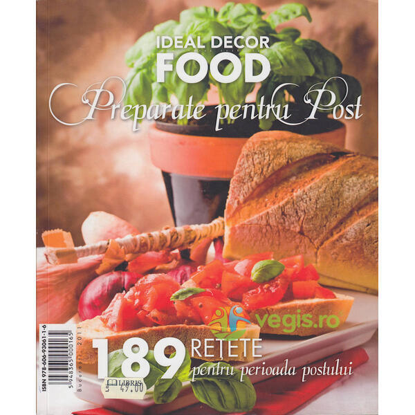Preparate pentru post - Ideal Decor Food