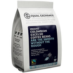 Cafea Boabe - Colombian Excelso Eco/Bio 227g EQUAL EXCHANGE