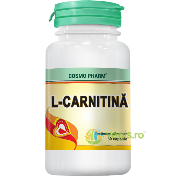 L-Carnitina 30cps COSMOPHARM