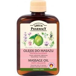Ulei de Masaj Anticelulitic 200ml GREEN PHARMACY