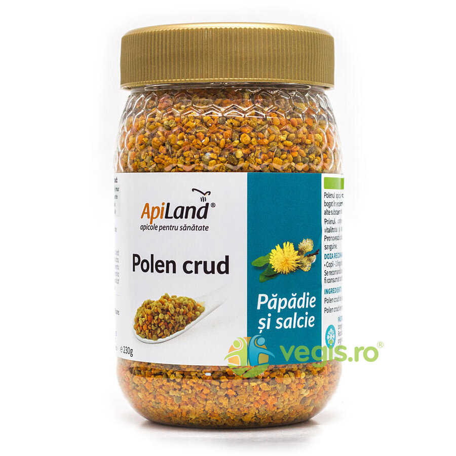 Polen Crud de Papadie si Salcie 230gr imagine