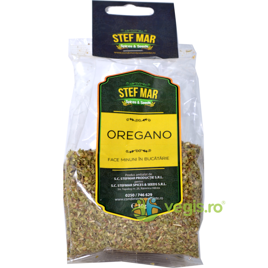 Oregano Condiment 30g