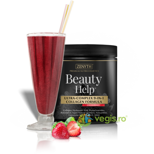 Beauty Help Strawberry 300g ZENYTH PHARMA