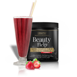 Beauty Help Strawberry 300g