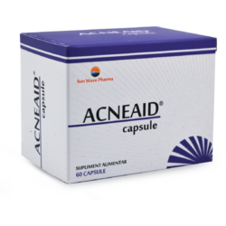 Acneaid 60cps SUN WAVE PHARMA