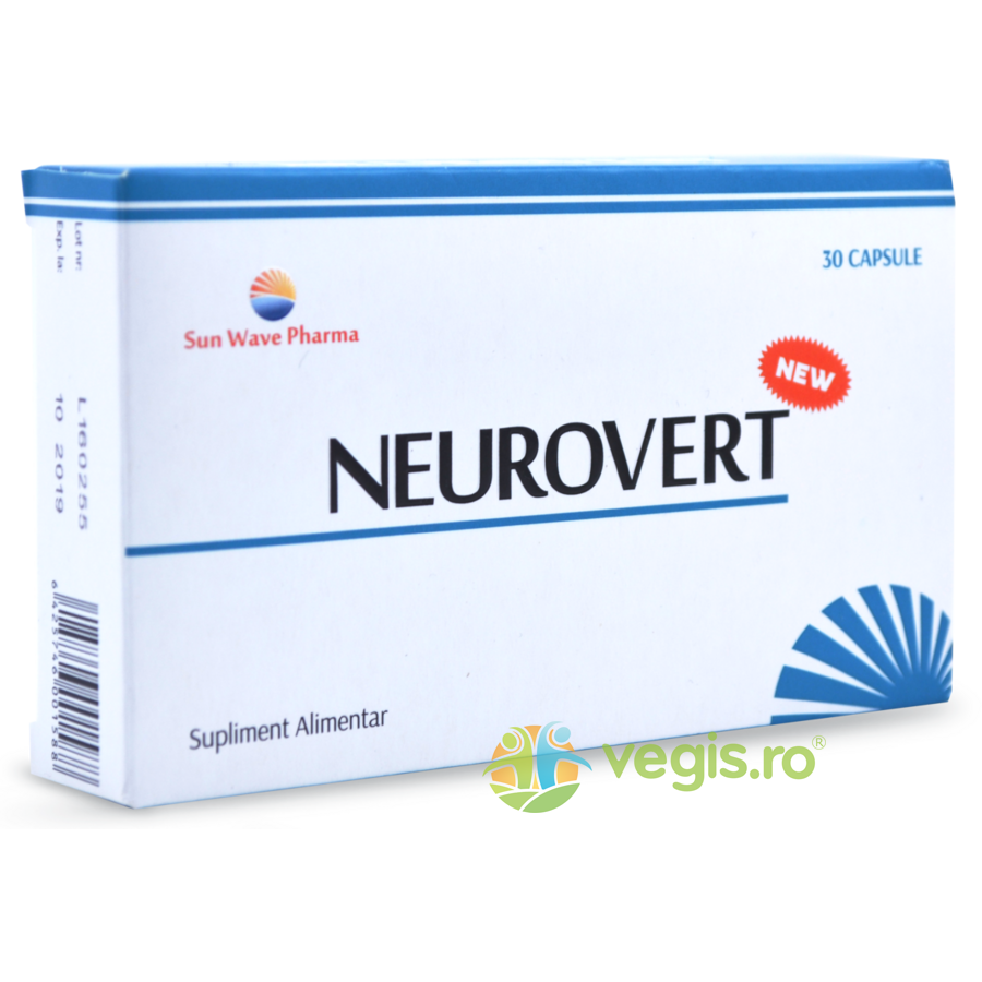 SUN WAVE PHARMA Neurovert 30cps