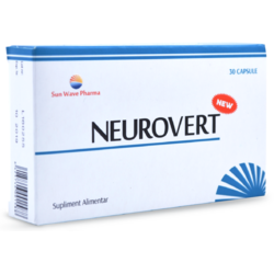 Neurovert 30cps SUN WAVE PHARMA