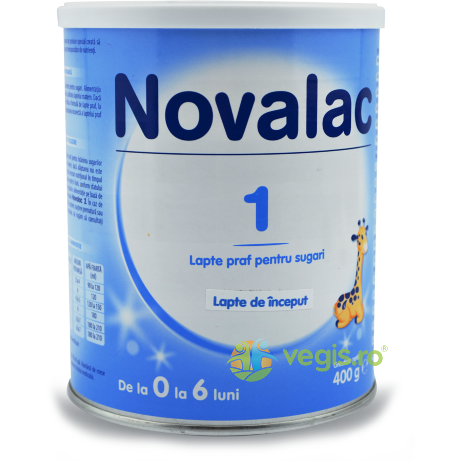 SUN WAVE PHARMA Novalac 1 400g