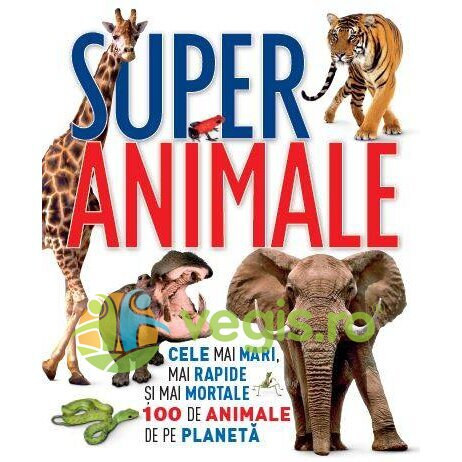 Generic Super animale – Derek Harvey