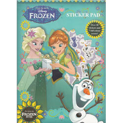 Frozen Fever Set de stickere (Sticker Pad)
