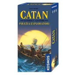 Catan - Pirati si exploratori KOSMOS