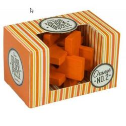 Colour Block Puzzle No. 2 Orange (Puzzle mecanic) PROFESSOR PUZZLE LTD.