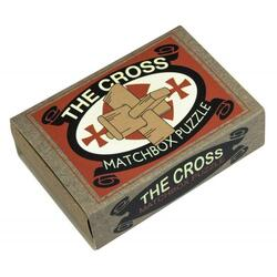Matchbox Puzzle - The Cross PROFESSOR PUZZLE LTD.
