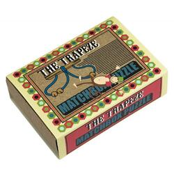 Matchbox Puzzle - The Trapeze PROFESSOR PUZZLE LTD.