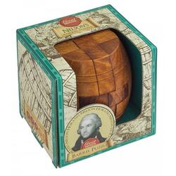 Great Minds - Nelson Barrel Puzzle (Butoiul lui Nelson) PROFESSOR PUZZLE LTD.