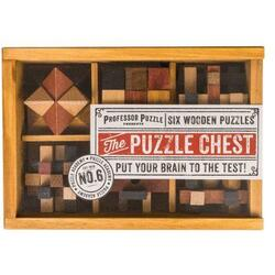 Puzzle - Academy - The Puzzle Chest PROFESSOR PUZZLE LTD.