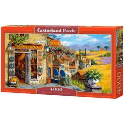 Puzzle 4000 Castorland - Colors of Tuscany