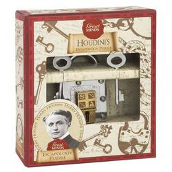 Great Minds - Houdini's Escapology Puzzle PROFESSOR PUZZLE LTD.