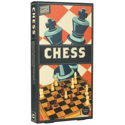 Wooden Games Workshop: Chess - Sah PROFESSOR PUZZLE LTD.