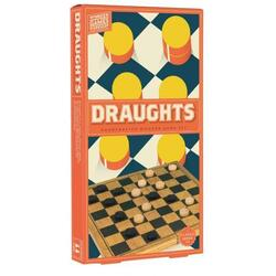 Wooden Games Workshop: Draughts - Dame PROFESSOR PUZZLE LTD.