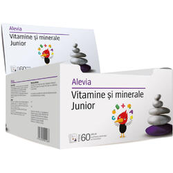 Vitamine si Minerale Junior 60dz