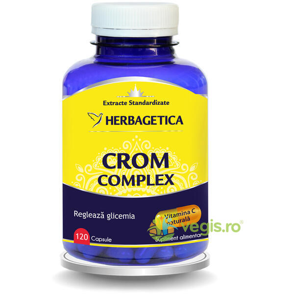 Crom Complex 120Cps HERBAGETICA