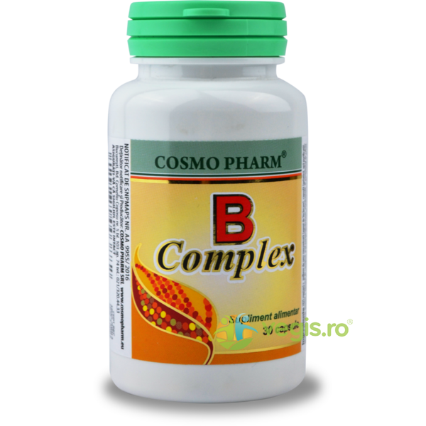 B Complex 30cps COSMOPHARM