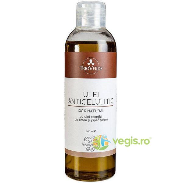 Ulei Anticelulitic 200ml TRIO VERDE