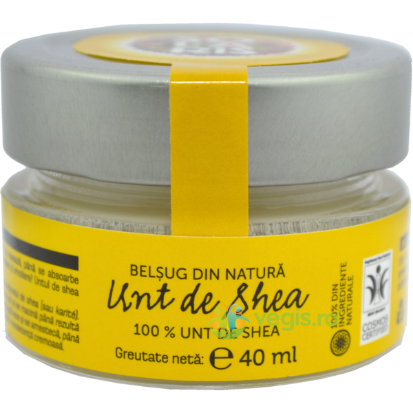 Unt de Shea 40ml SOLARIS