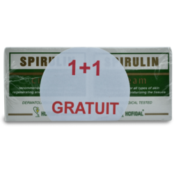 Crema Spirulin 50ml 1+1 Gratis
