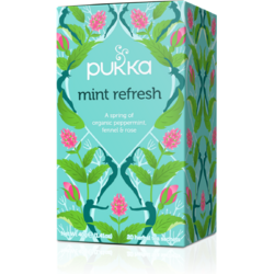 Ceai Mint Refresh Ecologic/Bio 20dz PUKKA