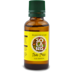 Ulei Esential de Tea Tree 30ml SOLARIS