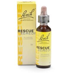 Rescue Remedy Picaturi 20ml BACH ORIGINALS FLOWER REMEDIES
