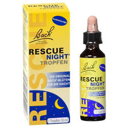 Rescue Night Picaturi 10ml BACH ORIGINALS FLOWER REMEDIES