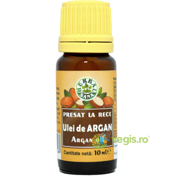 Ulei De Argan 10ml HERBAVIT
