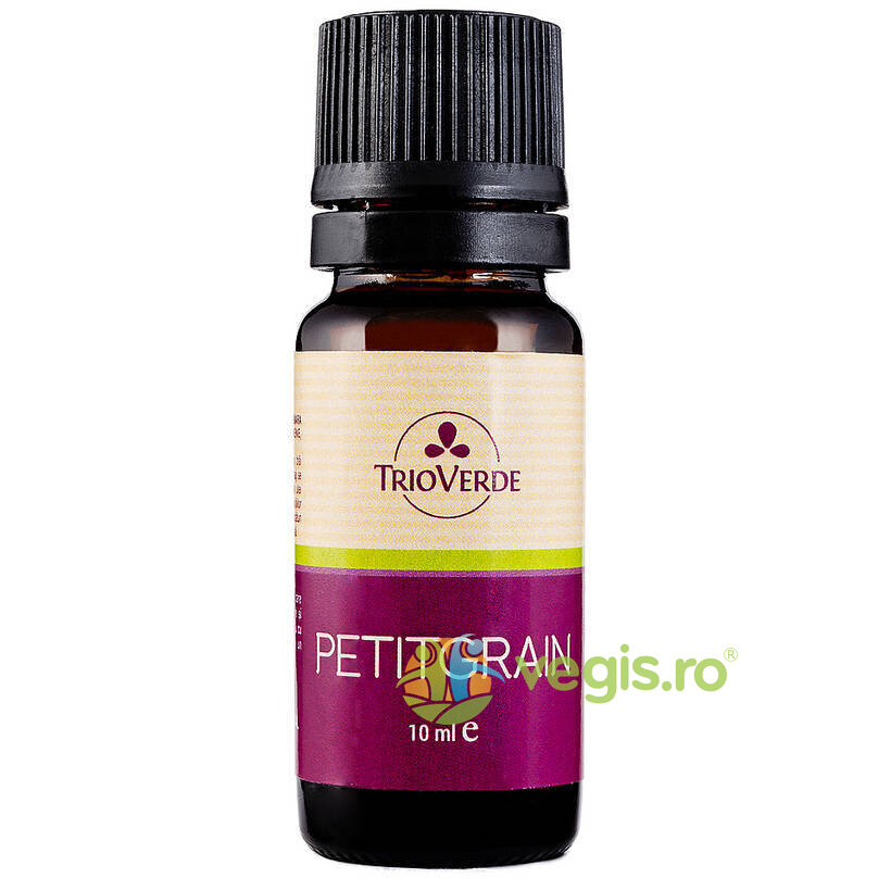 ulei esential natural petitgrain 10ml
