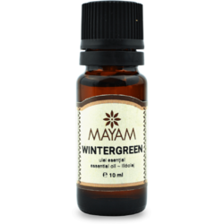 Ulei esential Wintergreen 10ml MAYAM