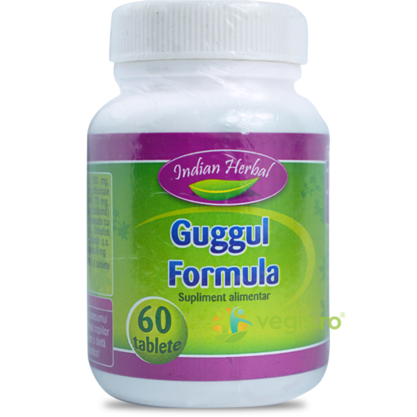 Guggul Formula 60cpr INDIAN HERBAL