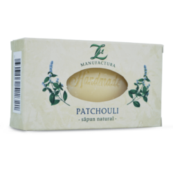 Sapun Natural Patchouli 100g ZL MANUFACTURA