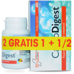 Carbodigest 40cps 1+1-50%Gratis FARMACLASS