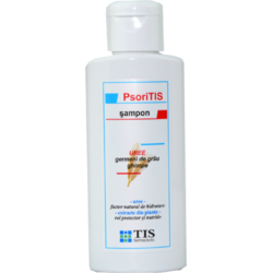 Sampon Psoritis cu Uree 100ml TIS FARMACEUTIC