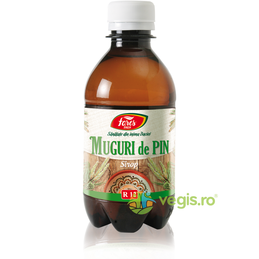 Sirop din Muguri de Pin (R12) 250ml imgine