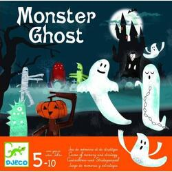 Monster Ghost. Joc de memorie si strategie DJECO