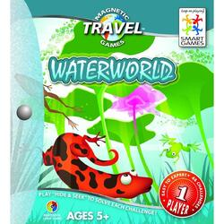 Water World 5 Ani+ (Magnetic Travel Games) Smart Games
