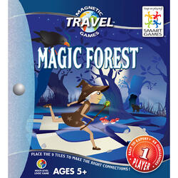 Magic Forest 5 ani+ (Magnetic Travel Games) Smart Games