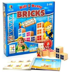 Bill and Betty Bricks 3 Ani+ - Smart Games