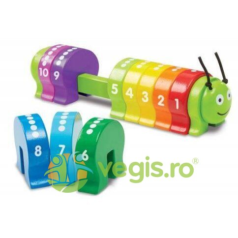 omida: invata sa numeri melissa and doug