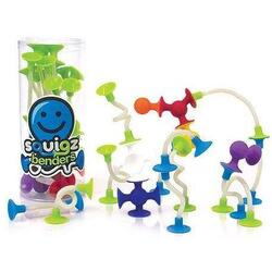 Joc de constructie Squigz Flexi Set - Fat Brain Toys