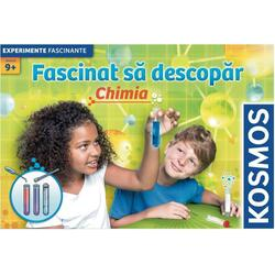 Fascinat sa descopar chimia 9 ani+ (Kosmos)