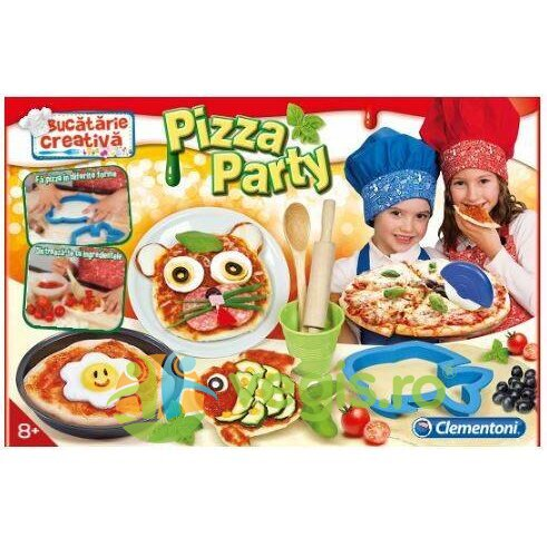Pizza Party – Clementoni